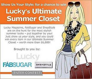Lucky's Ultimate Summer Closet Contest